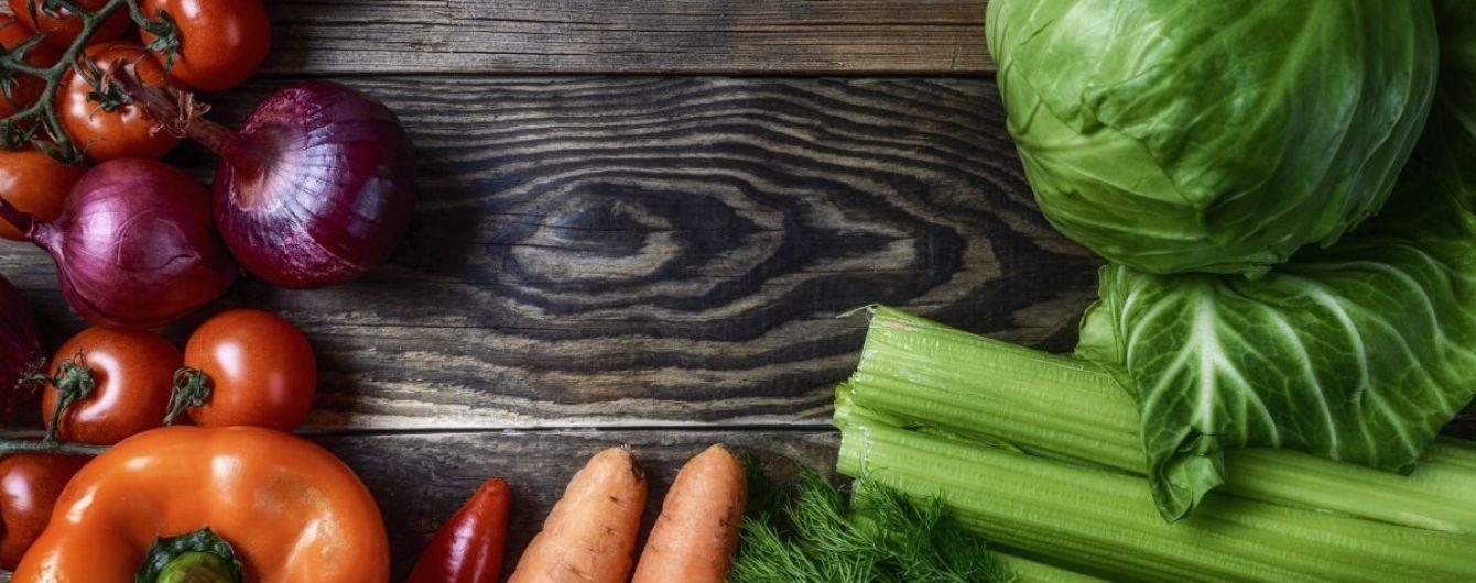 В Украину из-за границы ввезли рекордное количество овощей борщевого набора