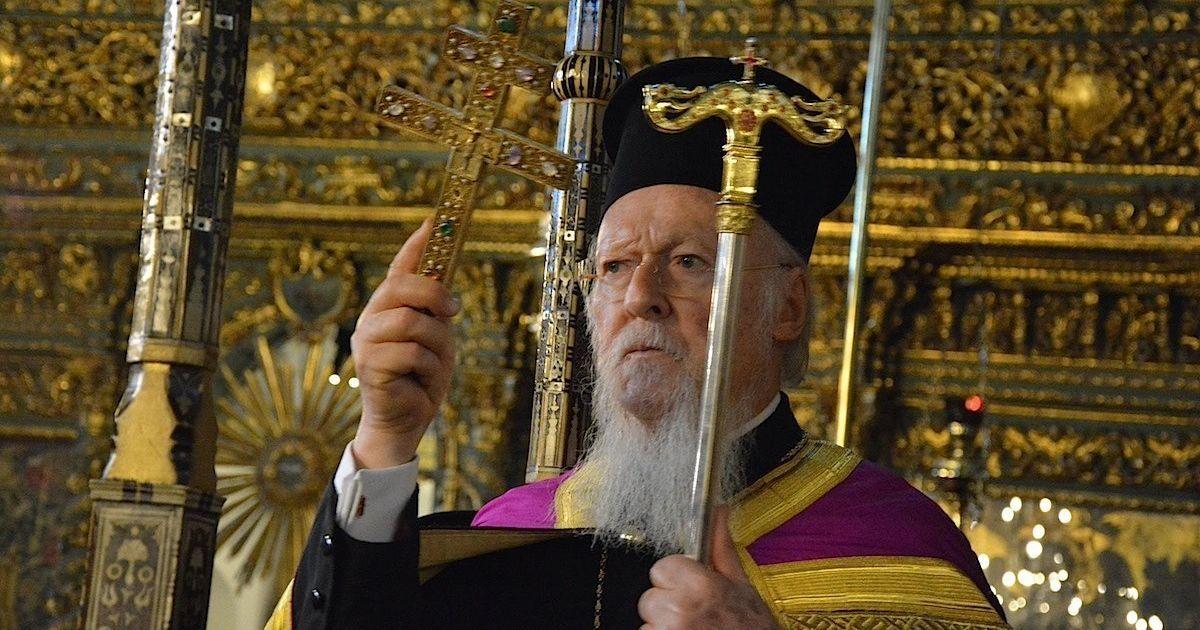 Вселенский патриарх планирует наведаться в Украину