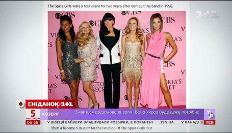 Группа Spice Girls воссоединилась и скоро отправится в турне
