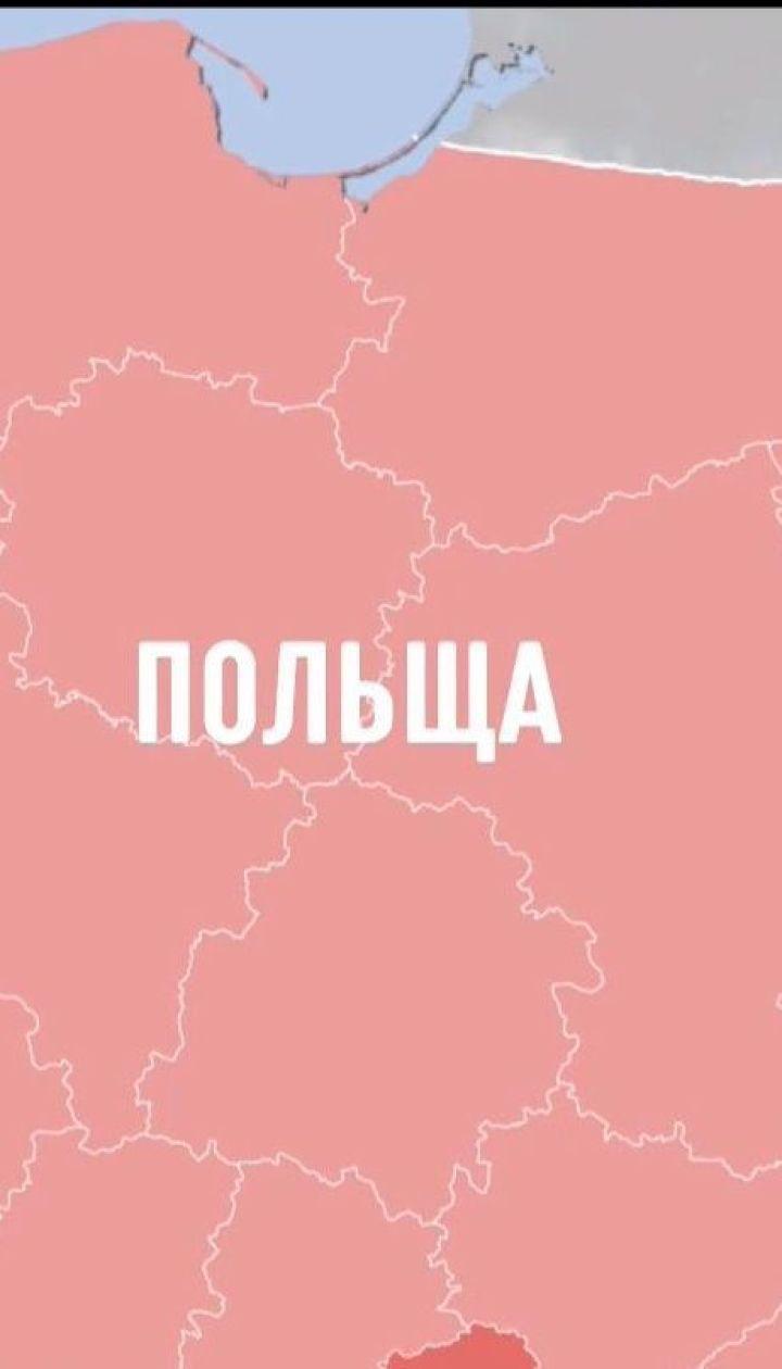 ДТП в Польше: украинцев среди травмированных нет - МИД Украины