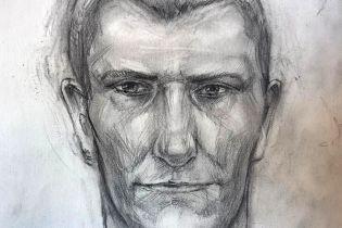 На Харьковщине неизвестный изнасиловал и задушил 15-летнюю девочку. Фоторобот