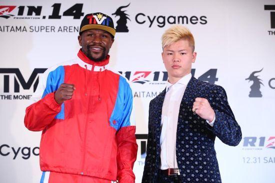 Мейвезер збирається дебютувати в ММА поєдинком з японським бійцем