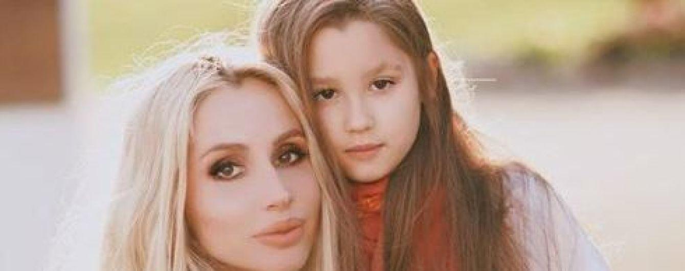 Дочка Лободи підігріла чутки про роман матері з Тіллем Ліндеманном