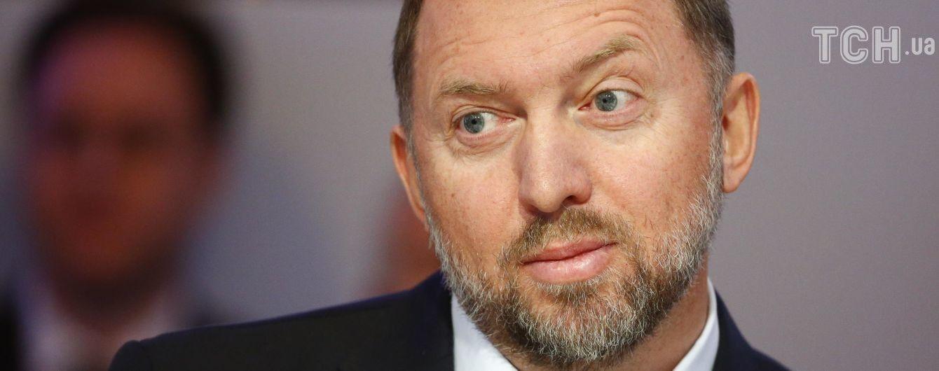 Концерн російського олігарха Дерипаски може зупинити заводи через санкції - ЗМІ