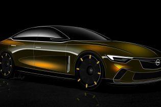 Opel Record воскресять у спортивному купе