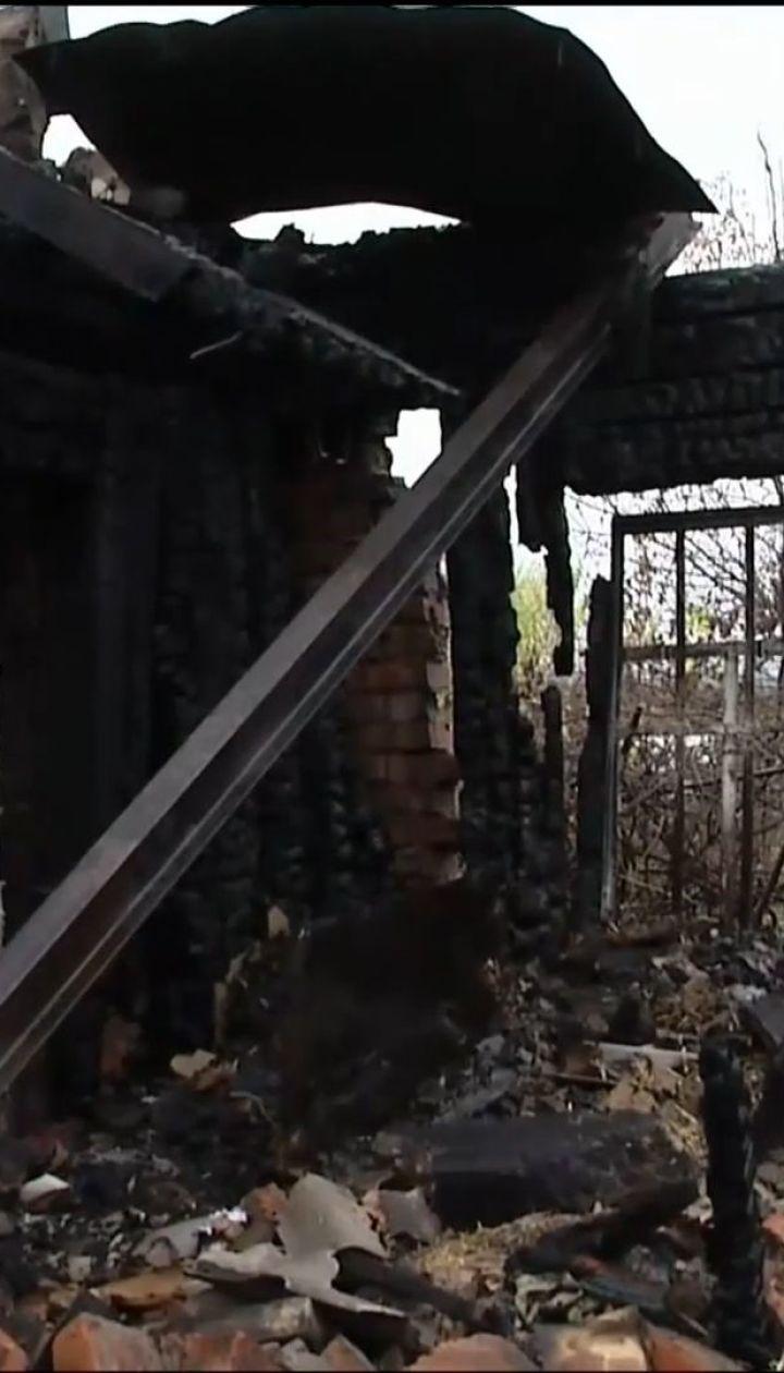 Пожар из-за печки: в доме на Киевщине сгорели мать с сыном