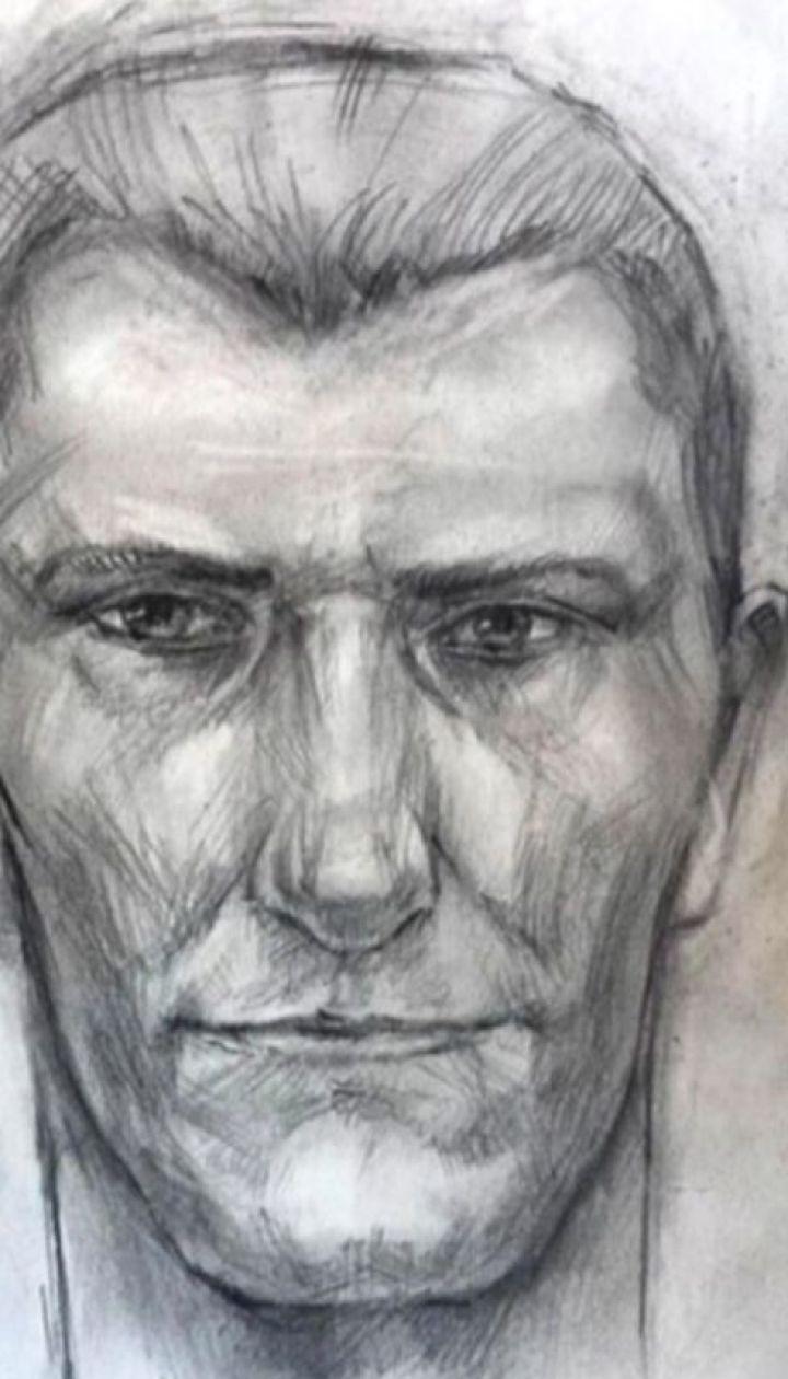 Вбивство 15-річної дівчинки під Харковом: поліція оприлюднила фоторобот ймовірного злочинця