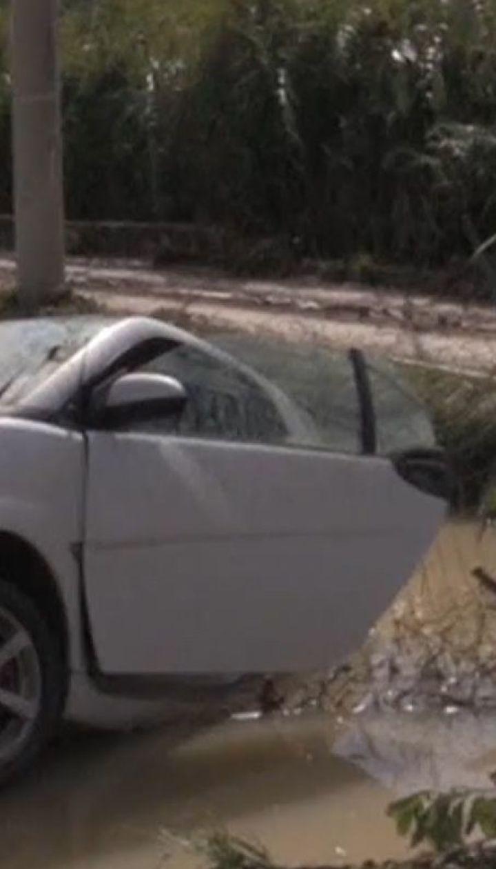 Затопленная Сицилия: из-за непогоды на итальянском острове погибли 12 человек
