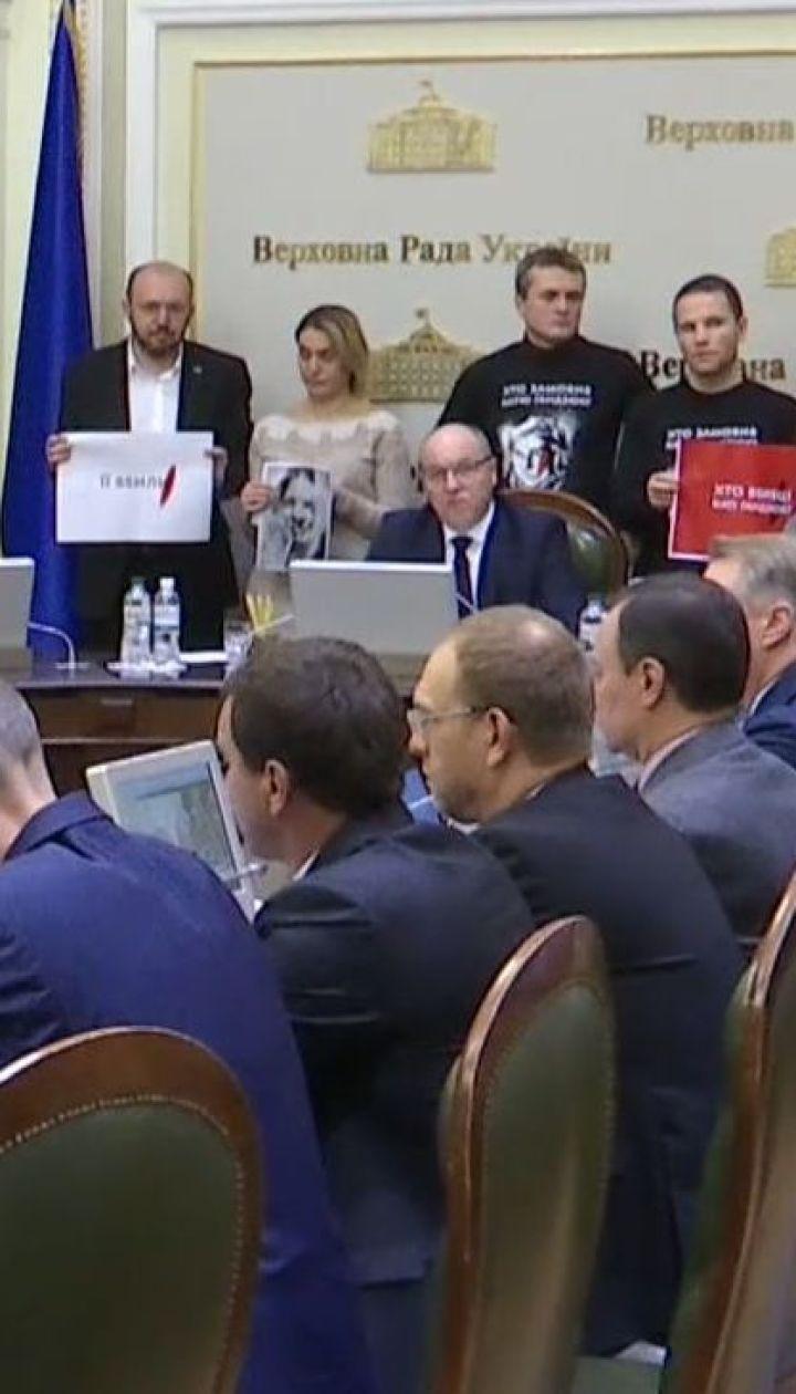 Парубій вважає, що Об'єднавчий собор в Україні має відбутися до кінця місяця