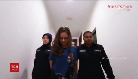 Суд Малайзії засудив українку до довічного ув'язнення за перевезення наркотиків