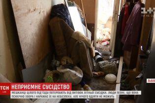 Во Львове пенсионерка неделю держала труп умершего мужа за шкафом
