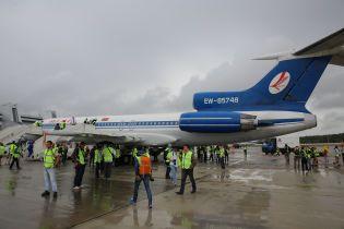 У Білорусі продають літак Лукашенка