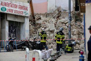 Во французском Марселе обрушились жилые дома – девять человек пропали без вести