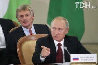 """Кремлю надзвичайно важливо, хто керуватиме """"Л/ДНР"""" - Пєсков"""