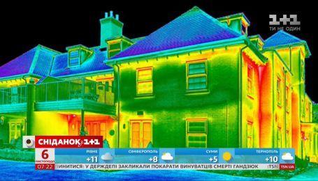 ТОП-5 місць у будинку, які забирають ваше тепло і гроші