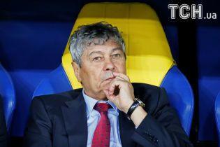 Луческу хоче перенести матч Україна - Туреччина через погодні умови