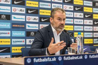 Сборная Словакии назвала состав на матч с Украиной, на одного из футболистов было совершено нападение