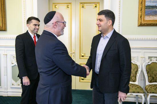 Гройсман назвав терміни підписання угоди про зону вільної торгівлі між Україною та Ізраїлем