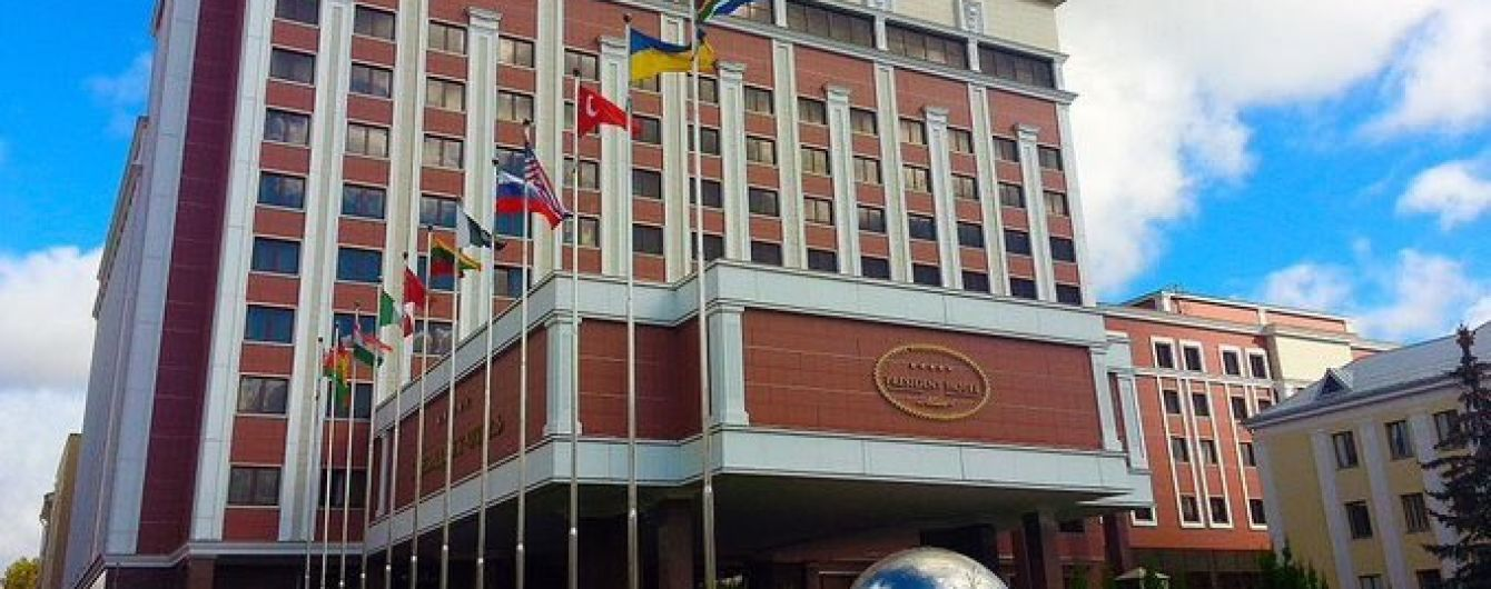 В Минске началось заседание контактной группы относительно Донбасса