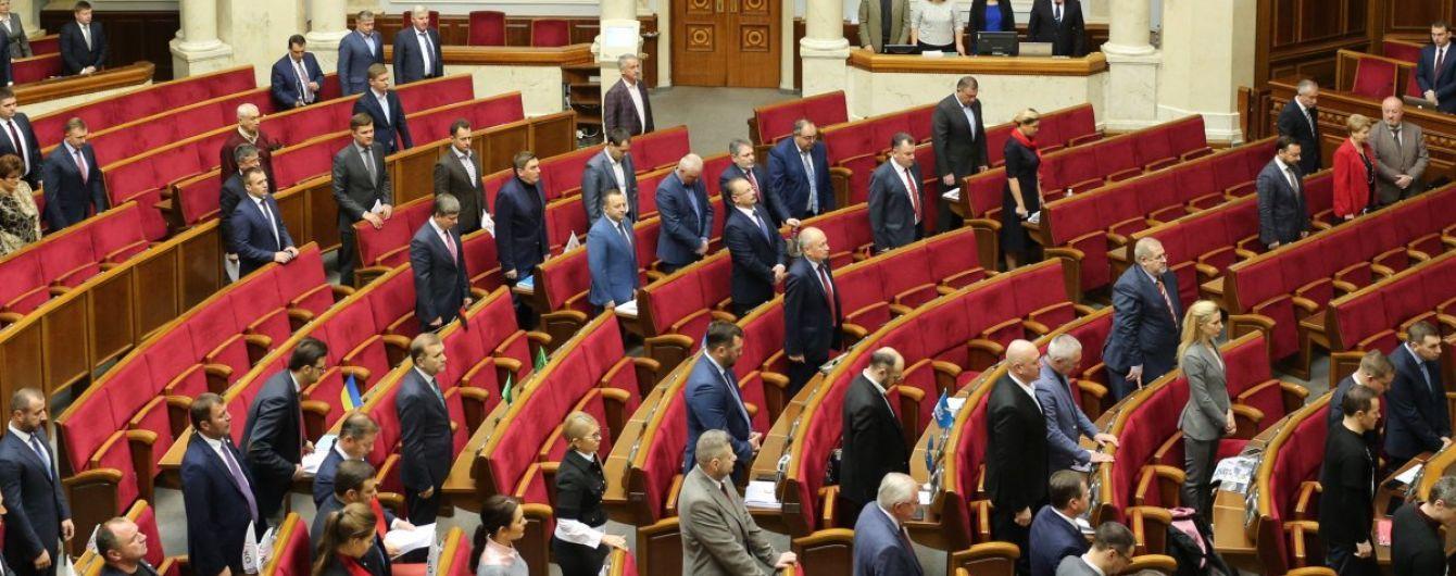 Рада просит у НАТО индивидуальный План действий для вступления в Альянс
