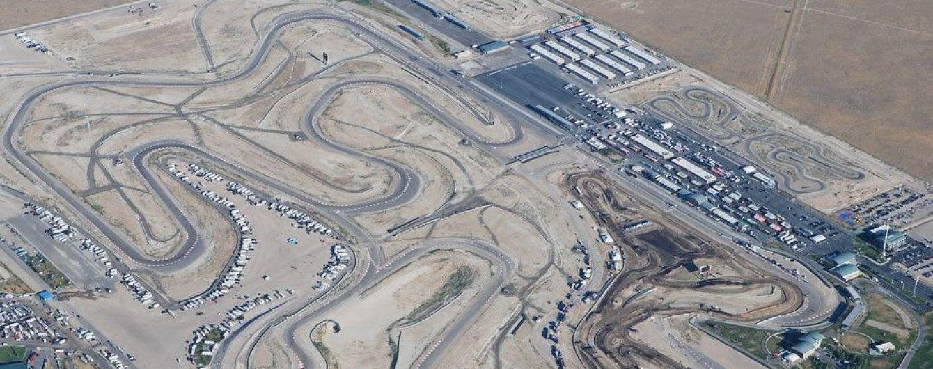 Китайская Geely купила в Америке гоночный трек на 207 гектаров