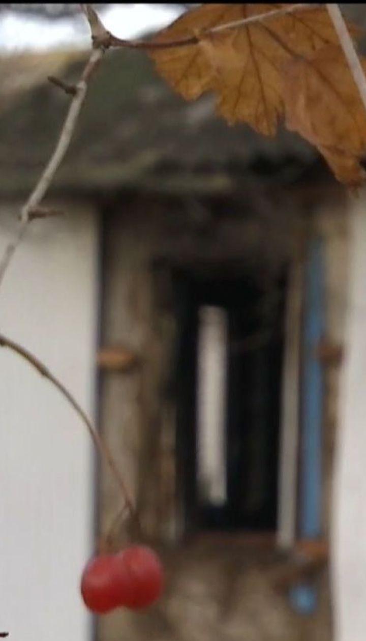 Вспыхнул как факел: в деревянном доме заживо сгорели дети и их няня