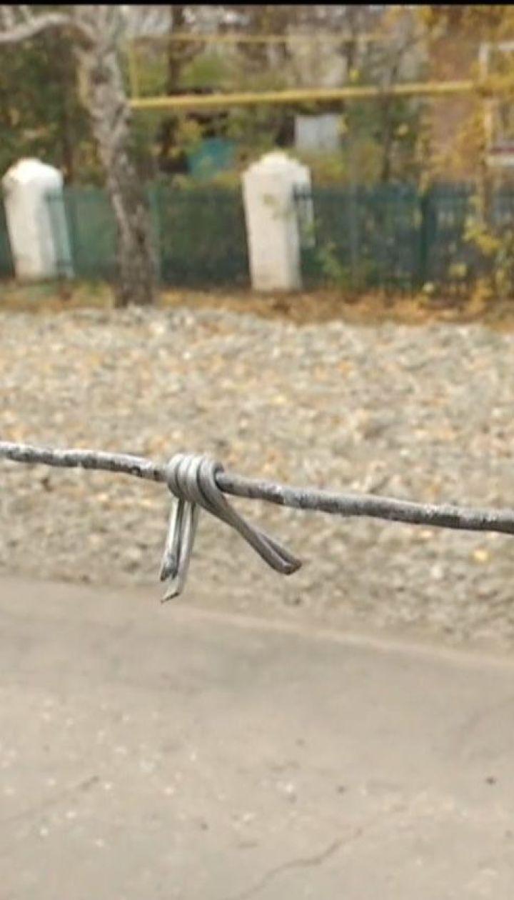 Жители приграничного поселка Меловое обвиняют Украину в расколе села