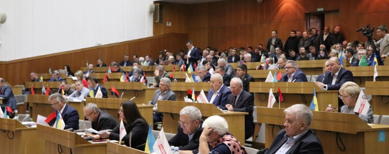 На Тернопольщине запретили публичное использование русскоязычного культурного продукта