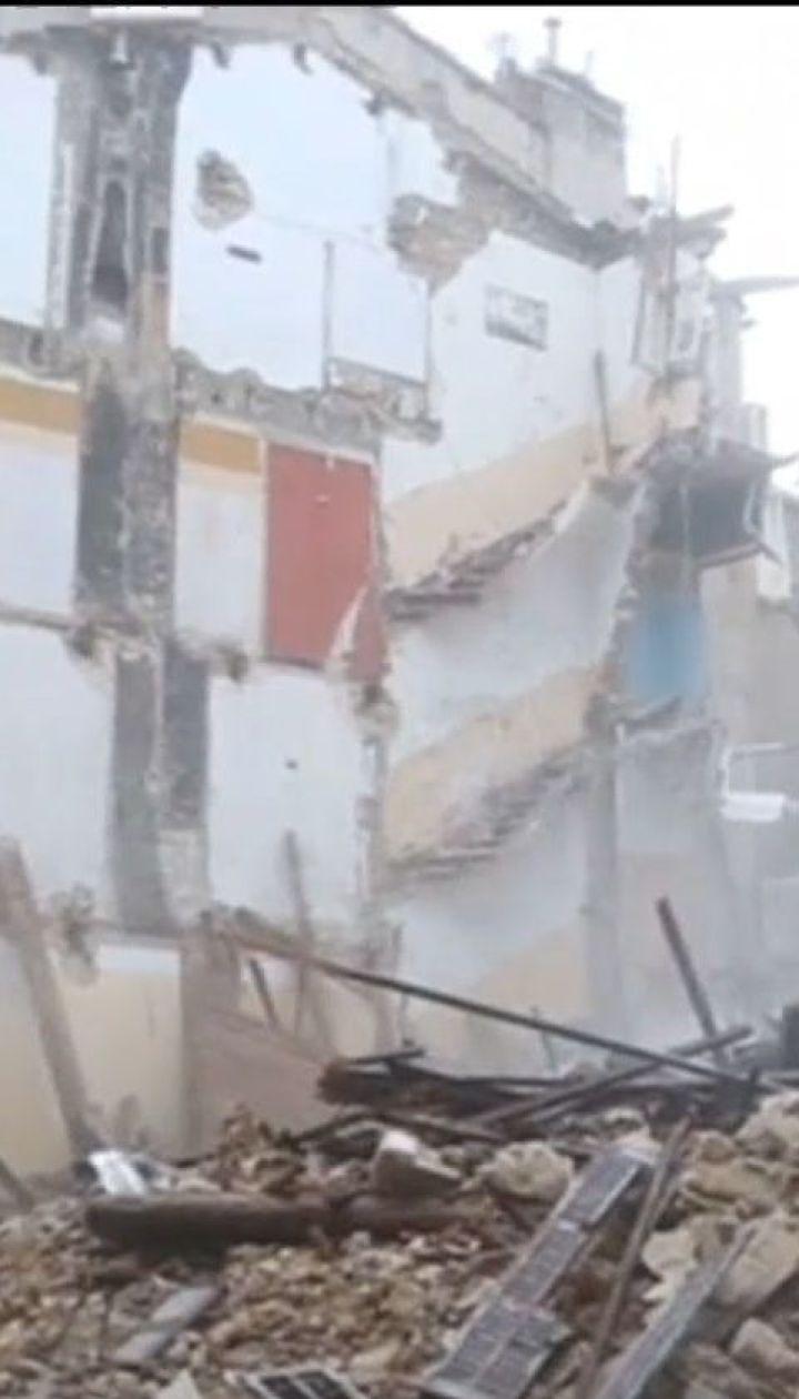 У французькому Марселі знайшли під завалами будинків 4 тіла