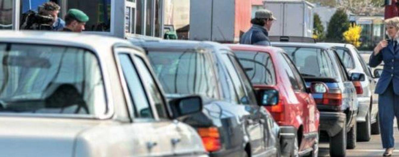 """Автостраховку """"Зеленая карта"""" пограничники начали проверять онлайн"""