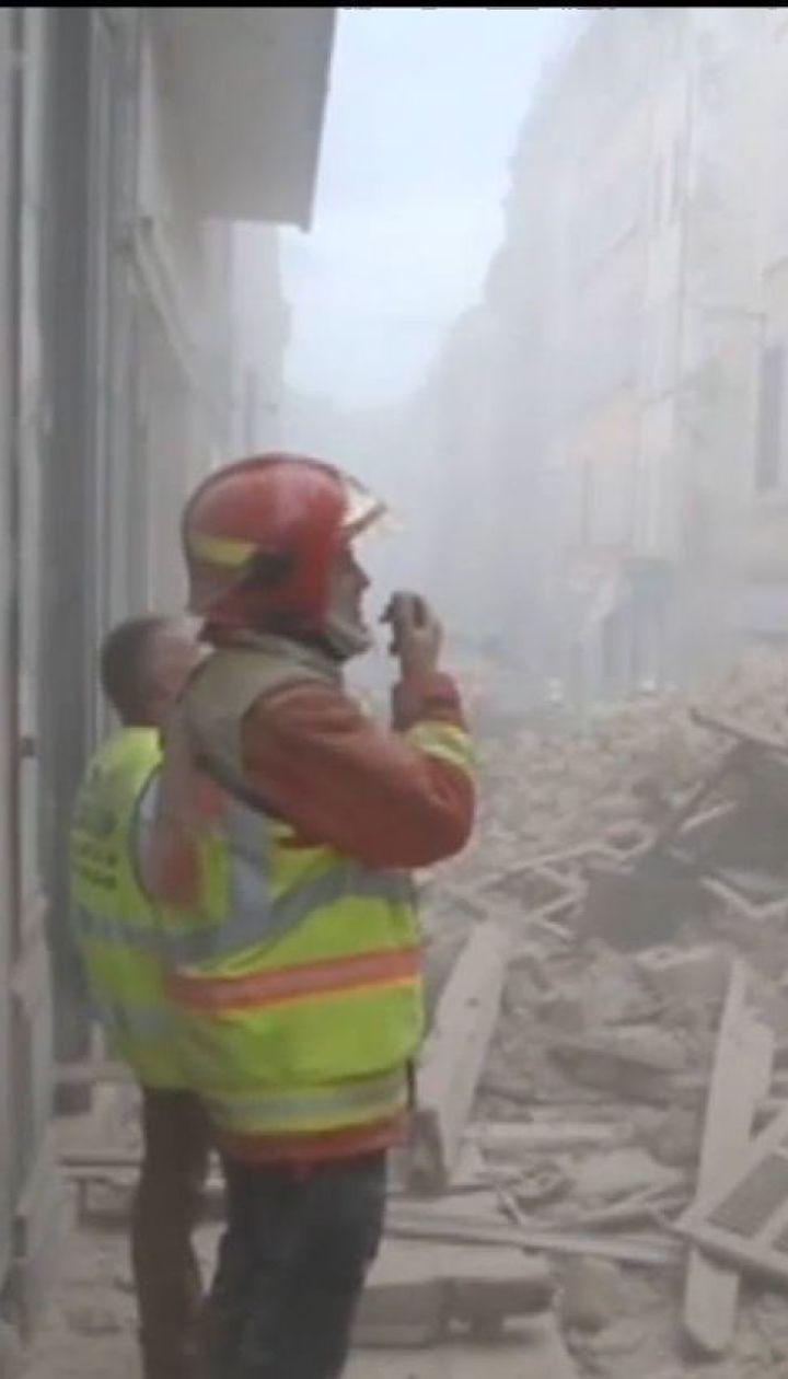 Збільшилась кількість загиблих через обвал будинків у Марселі