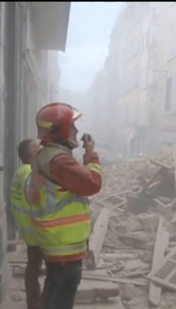Увеличилось количество погибших из-за обвала домов в Марселе