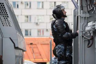 В анексованому Криму просять Росгвардію взяти всі школи під охорону