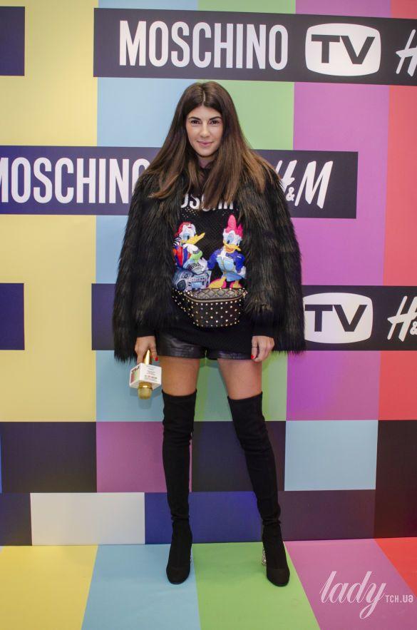 Вечеринка MOSCHINO [tv] H&M_5