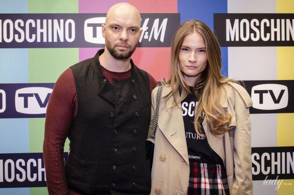 Вечеринка MOSCHINO [tv] H&M_4