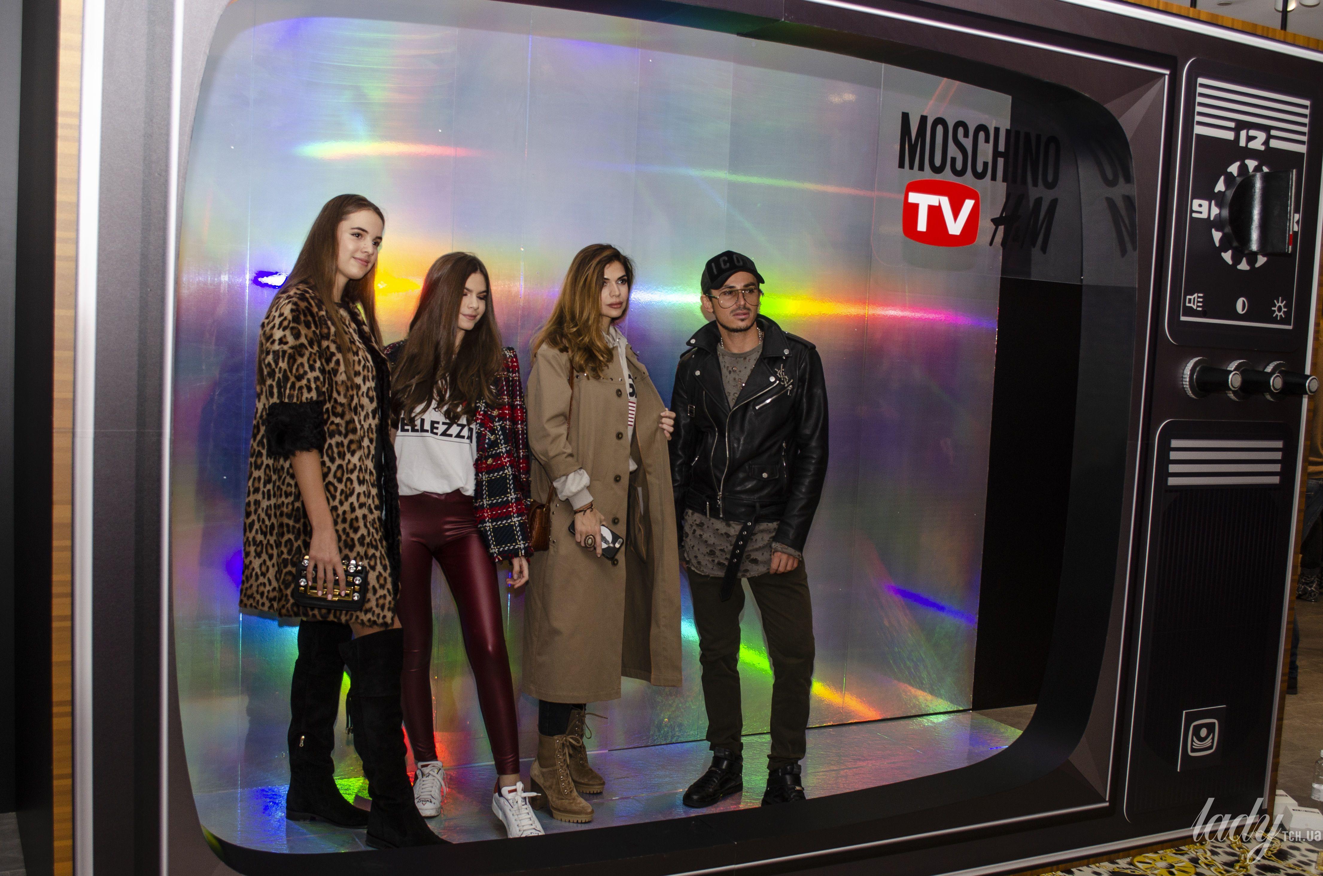 Вечеринка MOSCHINO [tv] H&M_9