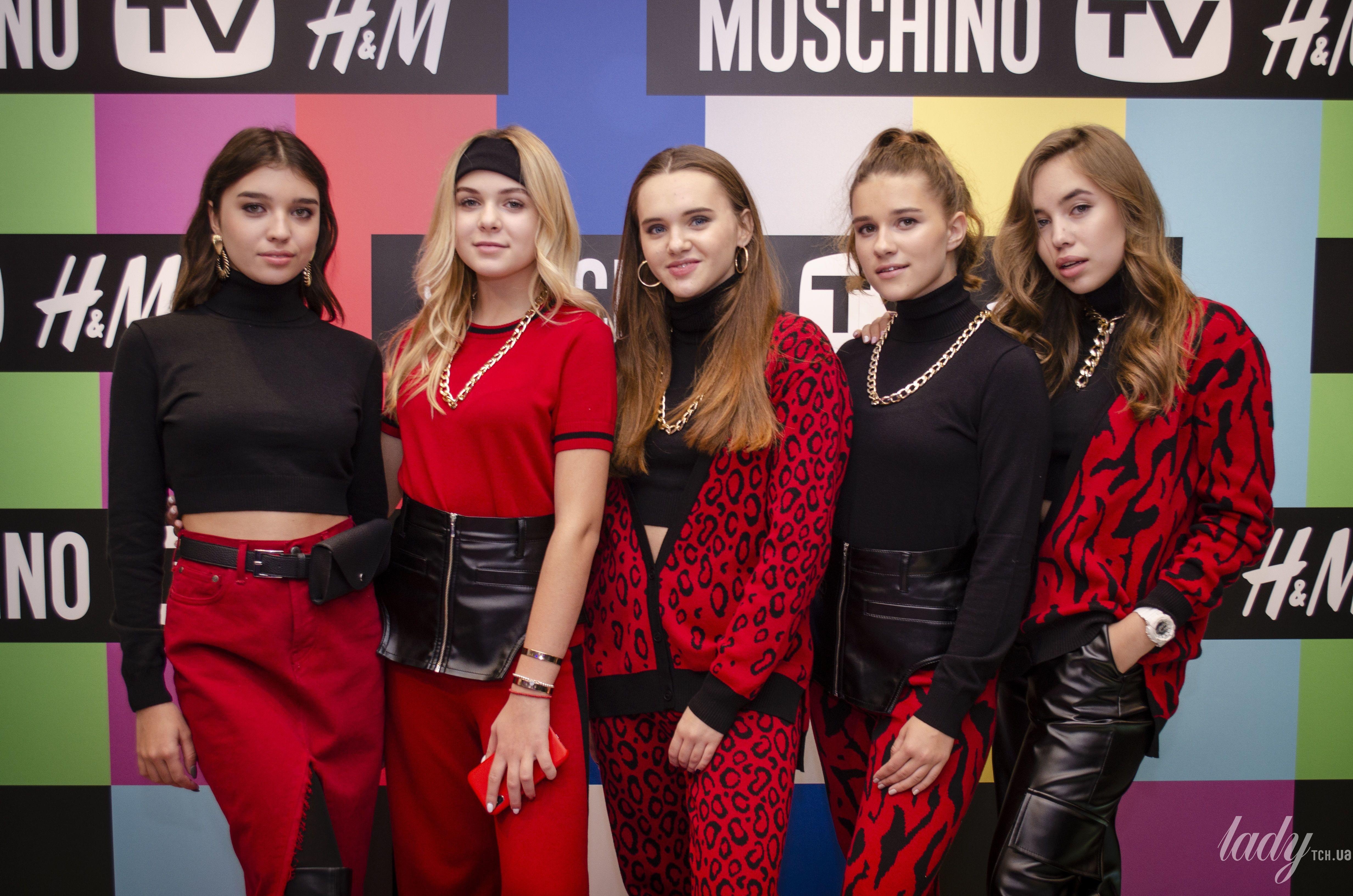 Вечеринка MOSCHINO [tv] H&M_11