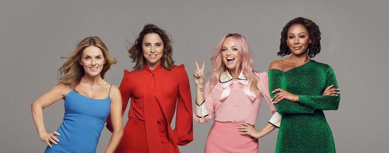 Учасниці Spice Girls вперше після возз'єднання з'явилися на публіці разом
