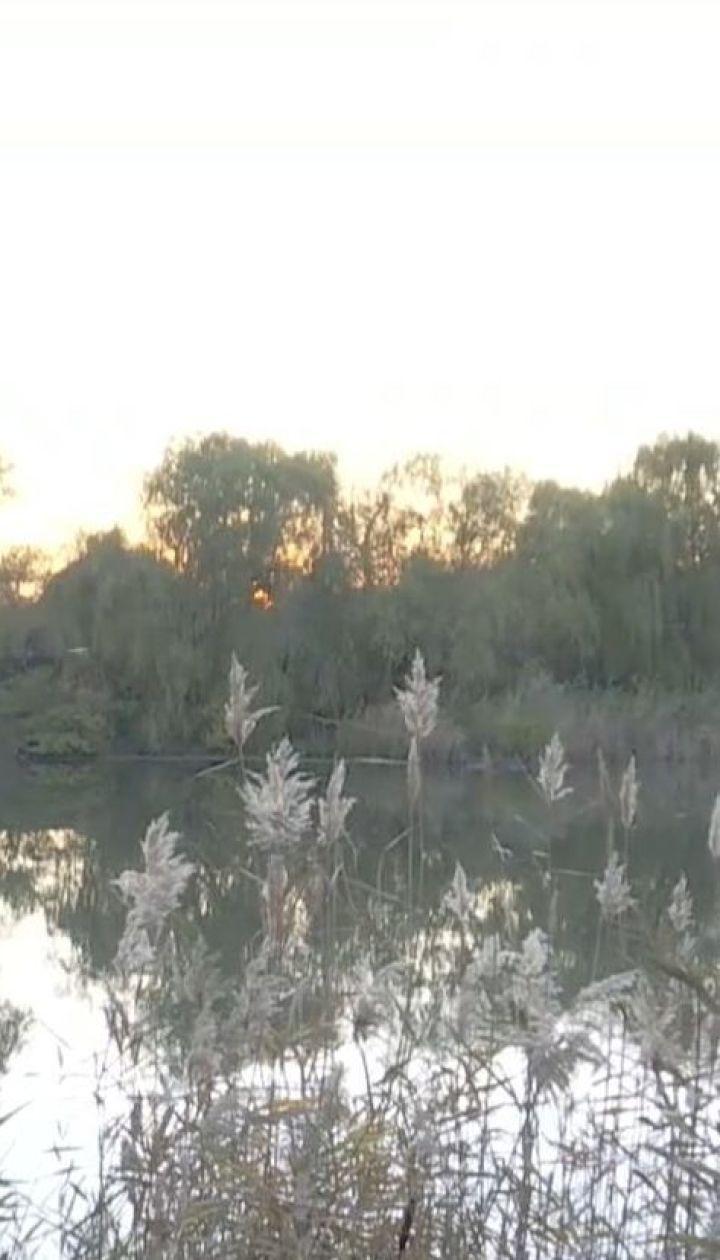 У Дніпрі з'явилось озеро нечистот
