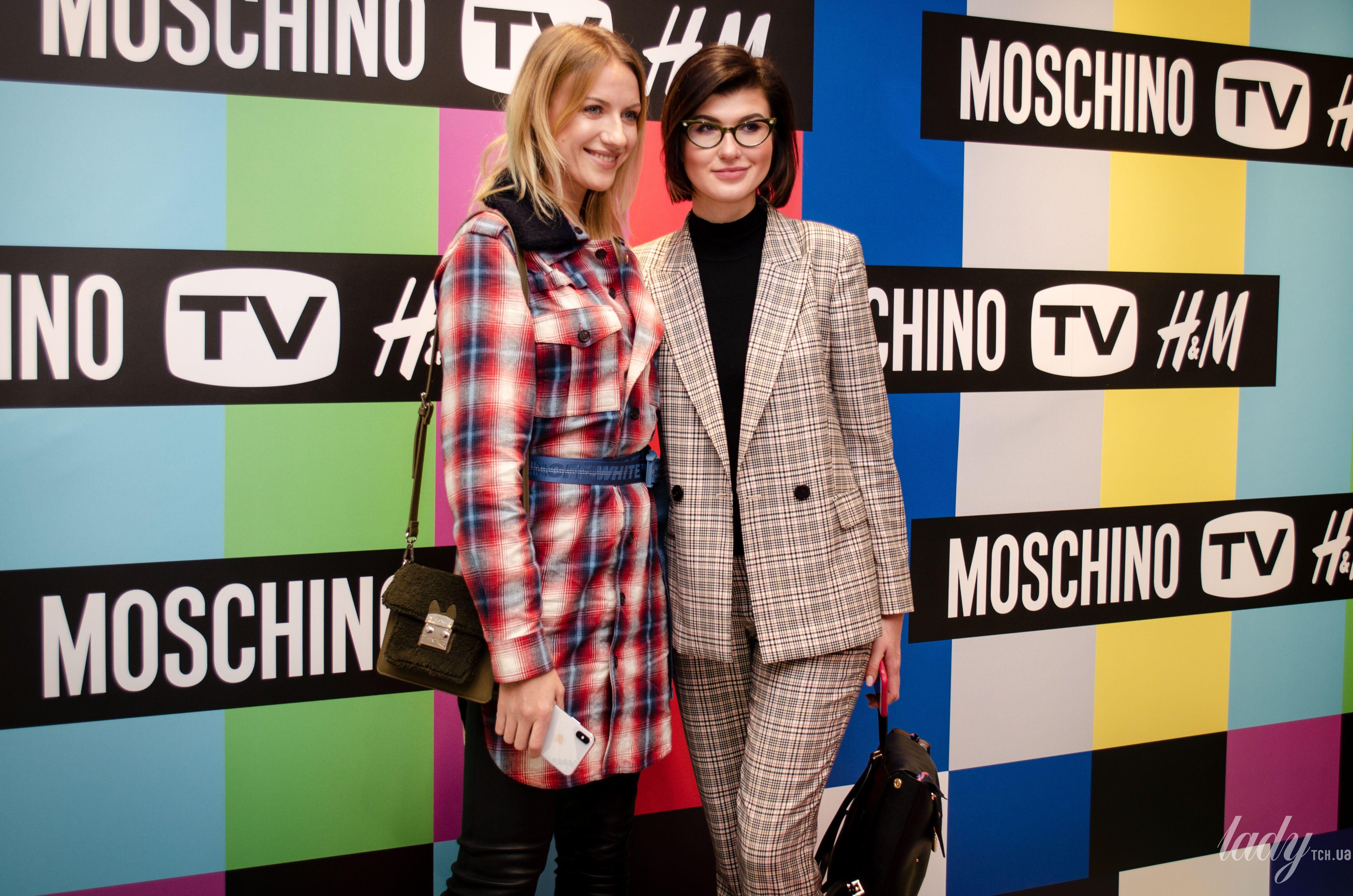 Вечеринка MOSCHINO [tv] H&M