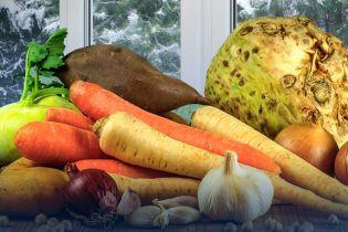 Льох на балконі, або як зберігати овочі та фрукти у квартирі
