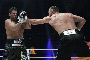Немецкий боксер мечтает еще раз выйти в ринг против Виталия Кличко
