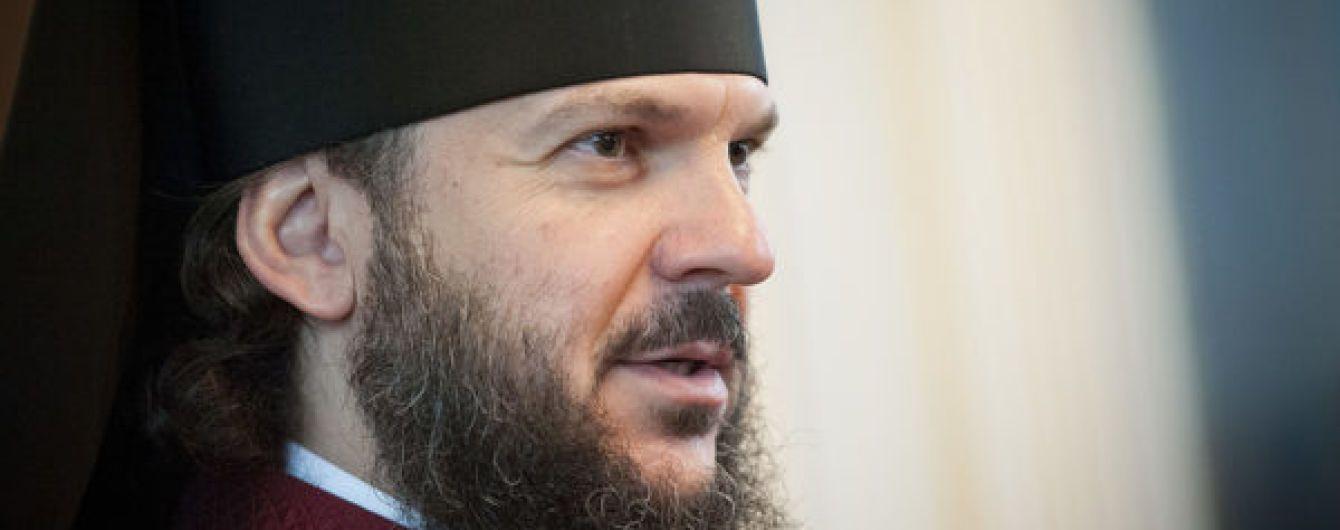 Ректора Московської духовної академії не впустили до України