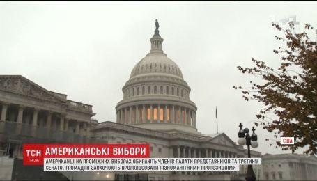 Промежуточные выборы в США: демократы получили большинство в Палате представителей Конгресса