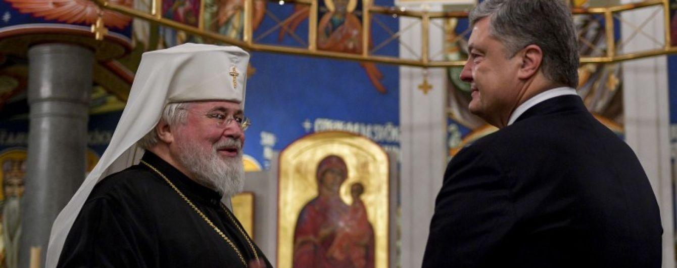 Фінляндська православна церква підтримує автокефалію для України - Порошенко