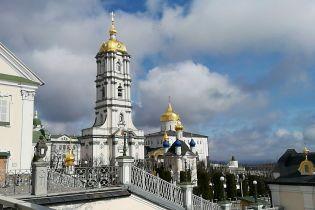 Слідом за спорудами Московський патріархат може загарбати землю навколо Почаївської лаври