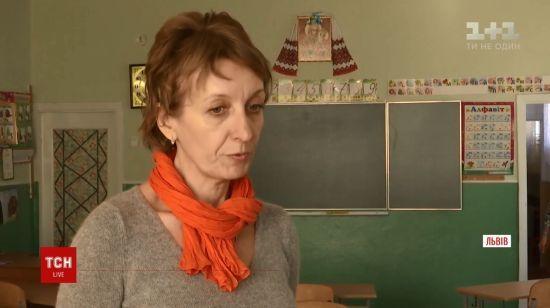 Львівська вчителька, яка принижувала учня за те, що його знудило під час екскурсії, отримала лише догану