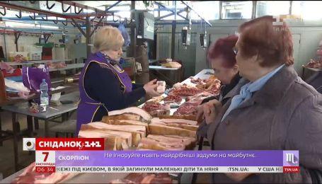 Украинское сало может снова подорожать