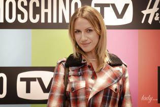 Зірки на вечірці MOSCHINO [tv] H&M: Дорофєєва та Осадча на шпильках, Нікітюк у картатому вбранні, Кучеренко в міні