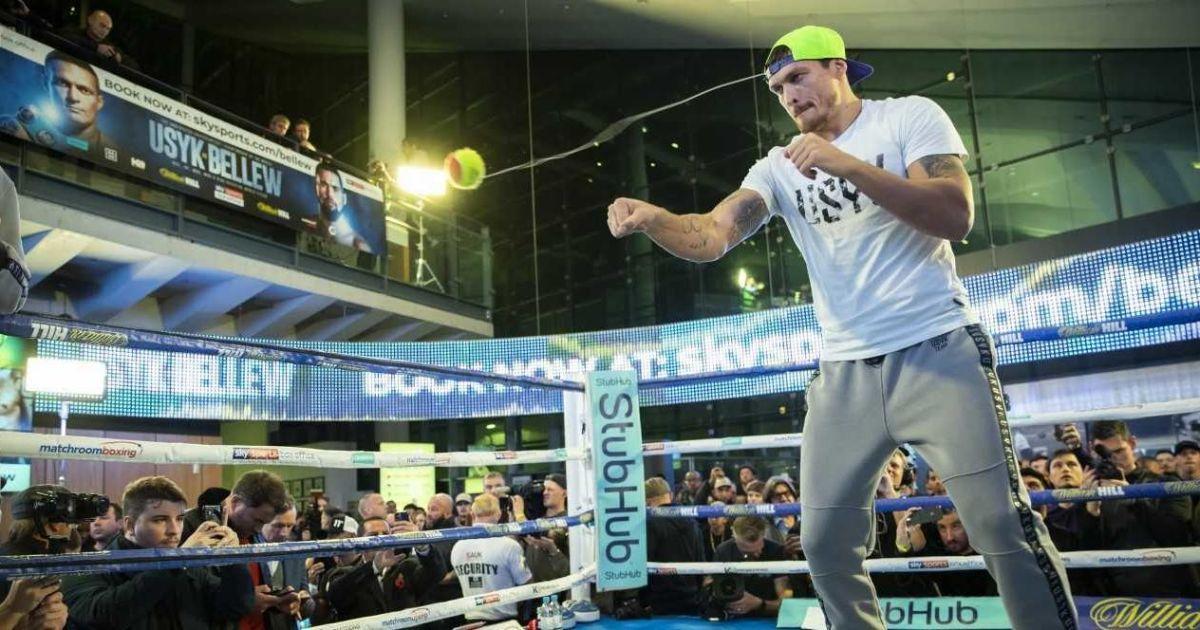 Фото Matchroom Boxing/Mark Robinson